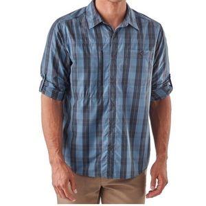 Patagonia Gallegos Long Sleeve Shirt Xl